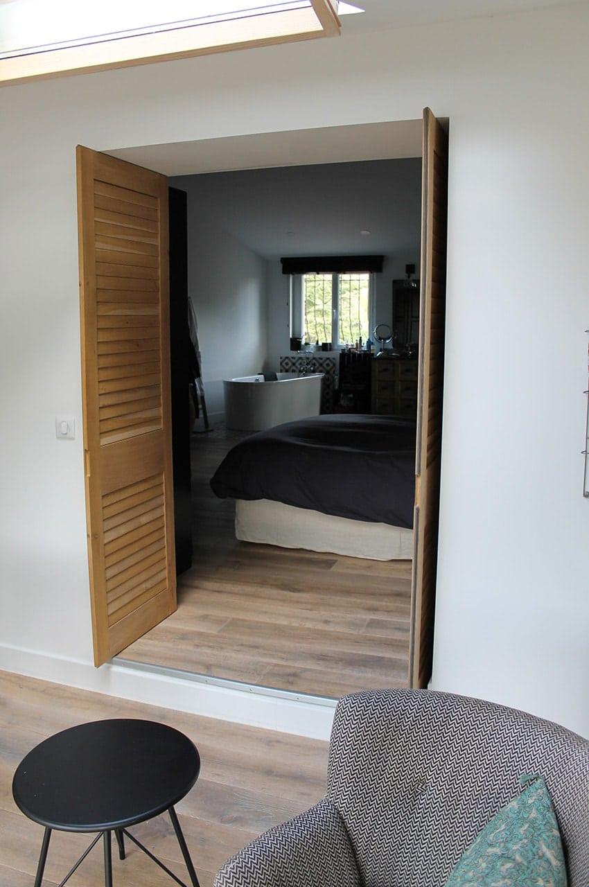 Meuble de chambre sur mesure anachronic mobilier samuel ott - Meuble chambre sur mesure ...
